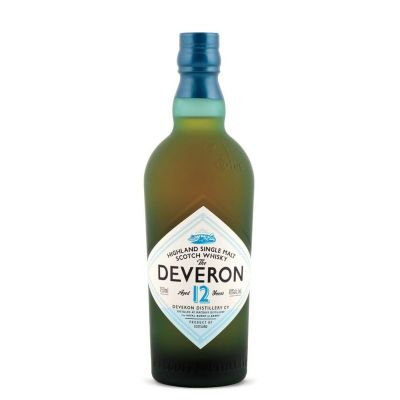 The Deveron Single Malt 12 Years Whisky 70 cl