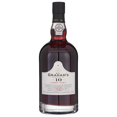 Graham's 10 Years Old Tawny Port 75 cl
