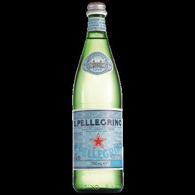 San Pellegrino Mineraalwater bruisend 75 cl