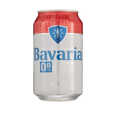 Bavaria 0.0% 33 cl