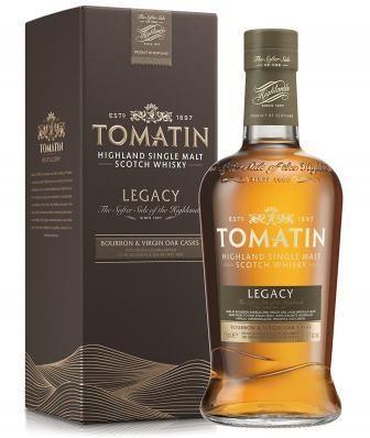 Tomatin Legacy Single Malt Whisky 70 cl