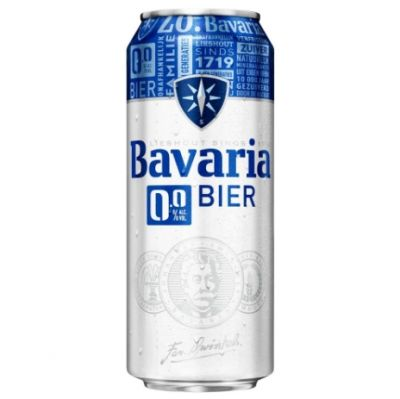 Bavaria 0.0% 50 cl