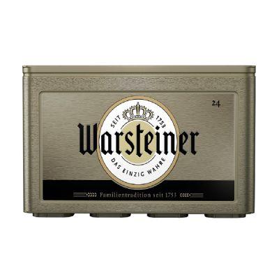 Warsteiner Bier 24 flesjes