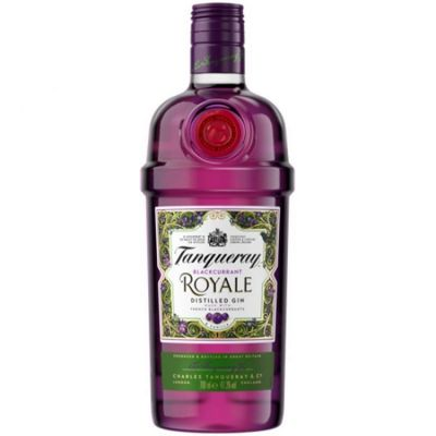 Tanqueray Blackcurrant Royale Gin 70 cl