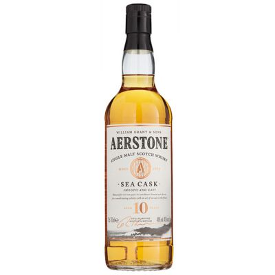 Aerstone Sea Cask Single Malt 10 Years Whisky 70 cl