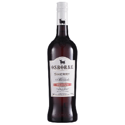 Osborne Medium Dry Sherry 75 cl