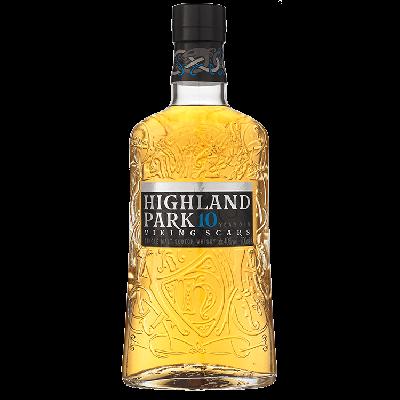Highland Park Single Malt 10 Years Whisky 70 cl