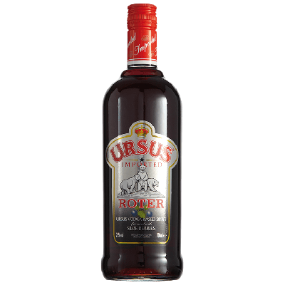 Ursus Roter Vodka 70 cl