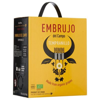 Embrujo Tempranillo BIB 300 cl
