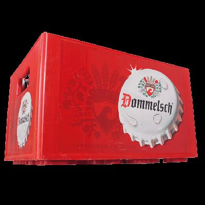 Dommelsch   Bier 24 flesjes