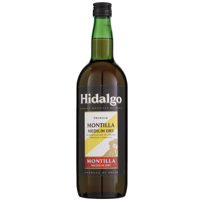 Hidalgo Montilla  Medium Dry 100 cl