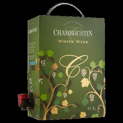 Chamboustin Blanc BIB 300 cl