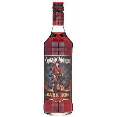 Captain Morgan Dark Rum 70 cl