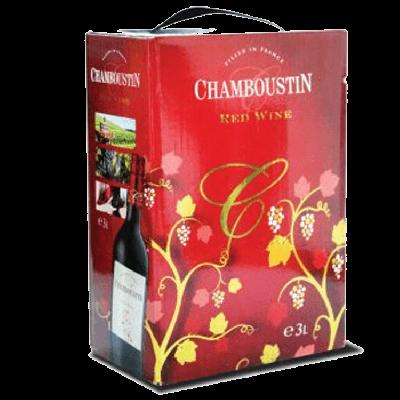Chamboustin Rouge BIB 300 cl
