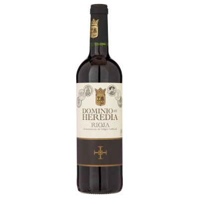 Dominio de Heredia Tempranillo 75 cl