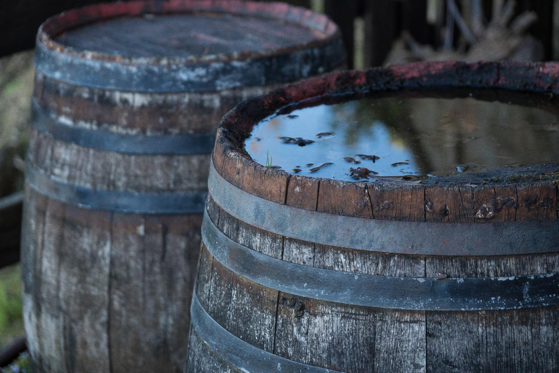Whisky vat
