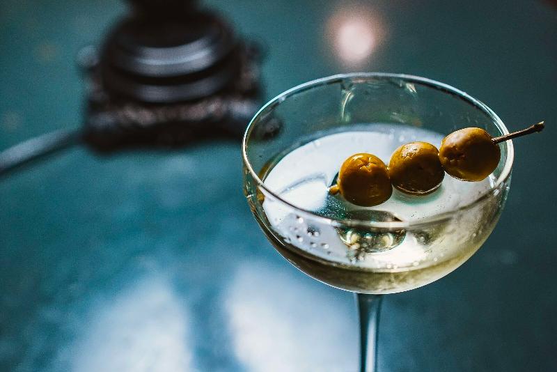 Vodka Martini Bond Recept