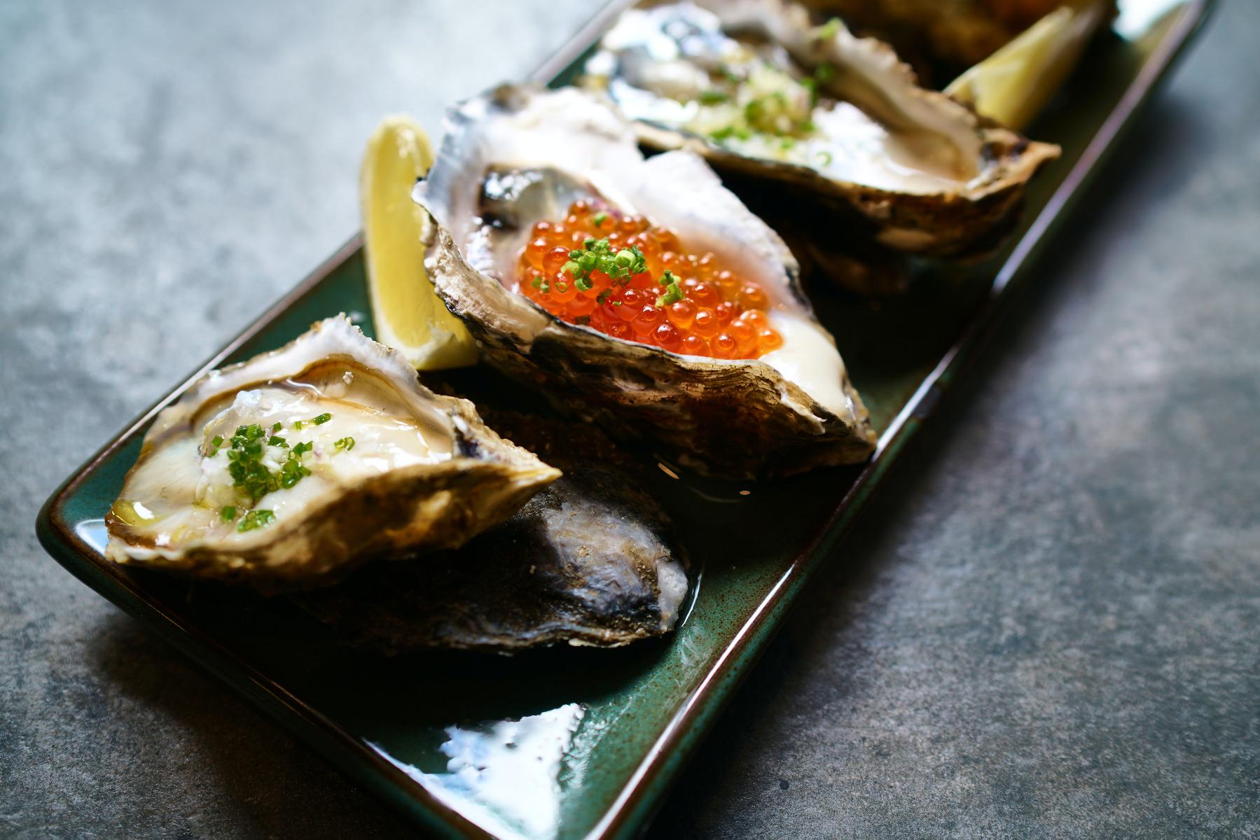 Welke wijn bij oesters?